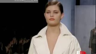 DONNA KARAN Spring Summer 2001 New York - Fashion Channel