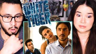 "THE WHITE TIGER | Priyanka Chopra ""Jonas"" | Rajkummar Rao | Adarsh Gourav | Teaser Reaction"