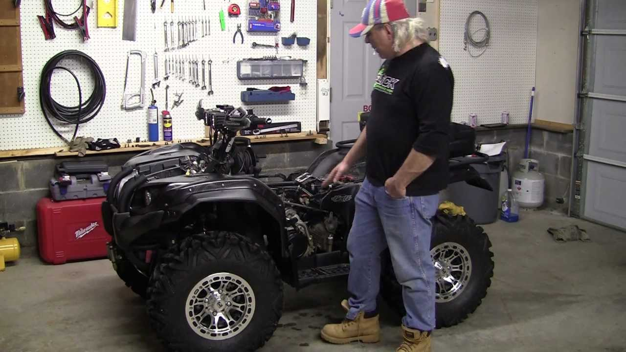 Offroad Vehicle Yamaha YFM660FS Grizzly 4x4 Free download 2008 YAMAHA  GRIZZLY 700 ATV REPAIR SERVICE MANUAL PDF. Free download Here About