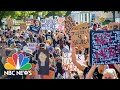 Live: Nationwide Protests Over George Floyds Death | NBC News