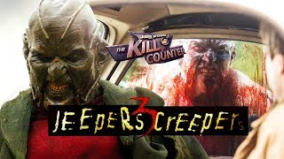 JEEPERS CREEPERS 3  - The Kill Counter