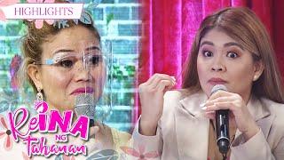 Momshie Melai agrees on ReiNanay's belief before   It's Showtime Reina Ng Tahanan