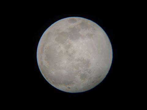 Penumbral  Lunar Eclipse January 10, 2020
