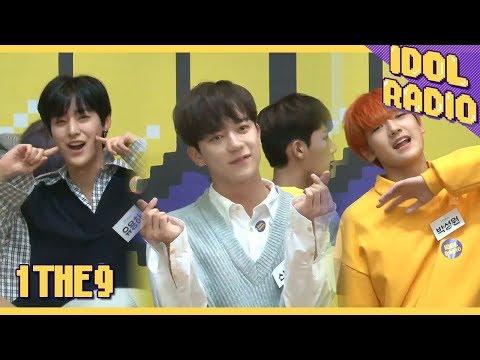 [IDOL RADIO] 원더나인의  ★☆메들리 댄스~☆★