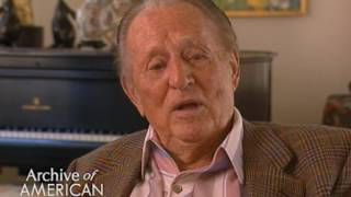 Art Linkletter on Frank Sinatra and Bob Hope - TelevisionAcademy.com/Interviews