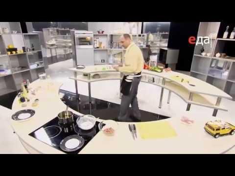 Как правильно пожарить курицу во фритюре мастер-класс от шеф-повара / Илья Лазерсон