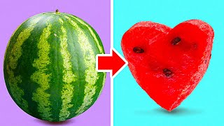 How To Peel Fruit The Right Way