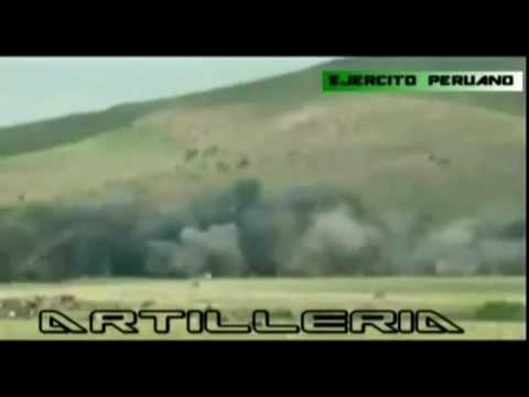 2015-PERU-PODEROSA ARTILLERIA