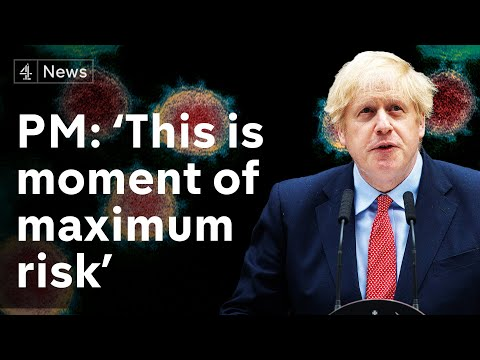 Boris Johnson returns to work - and compensation announced for NHS coronavirus deaths