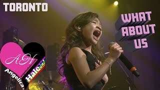 """Angelica Hale Singing """"What About Us"""" - 2018 Organ Project, Toronto, Canada (3 of 3)"""