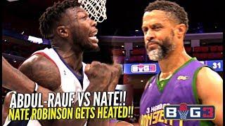 Nate Robinson vs The