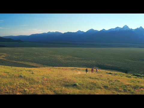 Destination Trail: Jackson Hole, WY