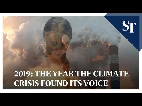 2019 the year the climate crisis found its voice