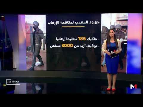 فيديو.. هذه ابرز التهديدات الأمنية الرئيسة التي يواجهها المغرب