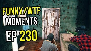 PUBG: Funny & WTF Moments Ep. 230