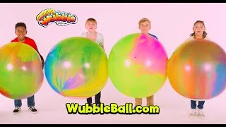 Groovy Wubble - Giant Wubble  - Wubble Fulla - Super Wubble  :60 Commercial 9/19