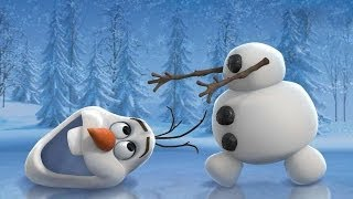 Happy Birthday, Frozen Style!