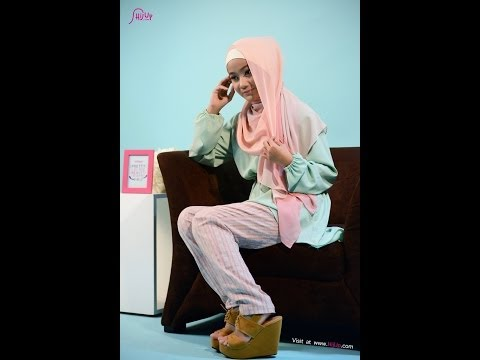 Hijab Tutorial 72