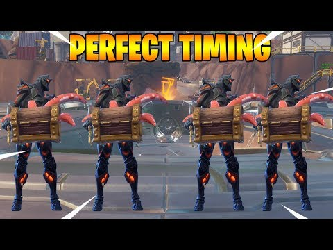 FORTNITE PERFECT TIMING | Best Moments #3