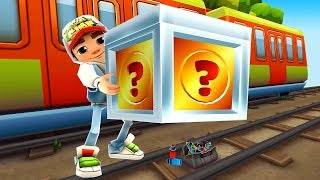 SUBWAY SURFERS Gameplay PC HD - Jake And 45 Mystery Boxes Opening