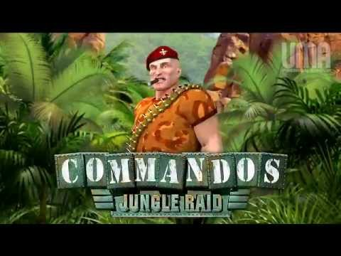 Commandos.Jungle Raid