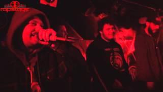 Kako & Ep & Inka & Τάκι Τσαν - Σιωπή live @ An club 22/2/2014