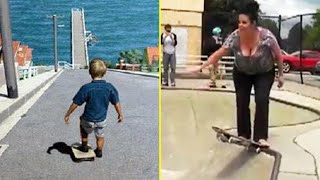 Skateboarding Wins & Fails That Will Make You Laugh!