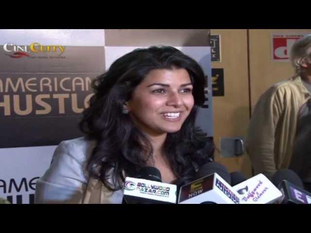 American Hustle-Red Carpet│Nimrat Kaur, Huma Qureshi