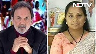 KCR's Hardwork Paid Off In Telangana, Says His Daughter K ..