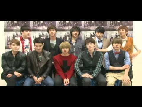 Super Junior(슈퍼주니어)_2011학년도 수능 응원 메세지