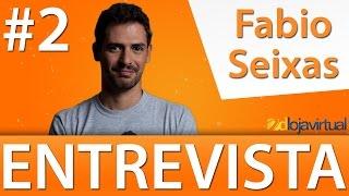 Entrevista - Fabio Seixas - Camiseteria - Parte 2/2 | D Loja Virtual