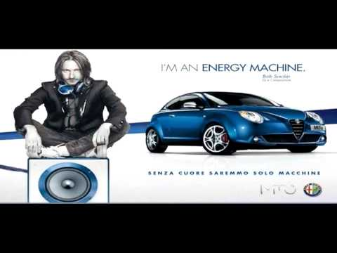 Bob Sinclar Feat. Ben Onono  - Rainbow Of Love [Promo Alfa Romeo Mito]