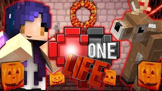 A HALLOWEEN Deer Miracle  | Ep. 11 | One Life Minecraft SMP