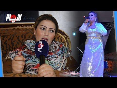 """تصريح مثير ل """"هدى الناشطة"""" من بعد ماضربات أحد المعجبين الذي قبّلها أمام الجمهور"""