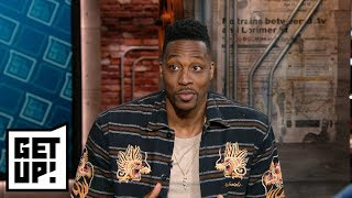 Dwight Howard on James Harden and Rockets: This is their moment | Get Up! | ESPN