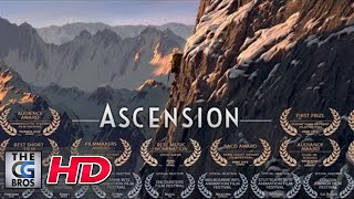 CGI **Multi-Award Winning** Animated Shorts : 'Ascension' - by Ascension le Film