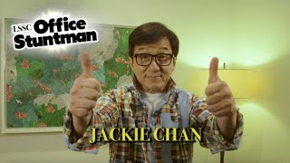 Jackie Chan: Late Show Office Stuntman