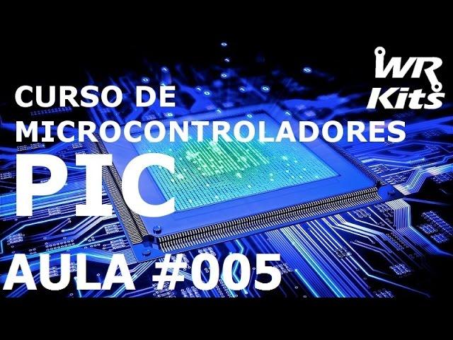 CRISTAL OSCILADOR EXTERNO, POLLING | Curso de PIC #005