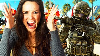 TROLLING THE WORLDS ANGRIEST GIRL GAMER ON CALL OF DUTY! (Call of Duty Trolling)