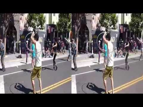 Hula Hoopers at Sunday Streets Mission (YT3D:Enable=True)