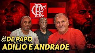 Andrade, Adílio e Zico: o que o Flamengo de 2019 tem em comum com o de 81?