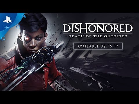 Dishonored®: Death of the Outsider™ Video Screenshot 2