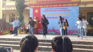 Nhảy Mashup Lạc Trôi+ Save Me+Vũ Điệu abc Cực Đỉnh