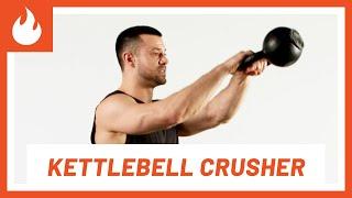 10-Minute Total-Body Kettlebell Blast | Burner | Men's Health