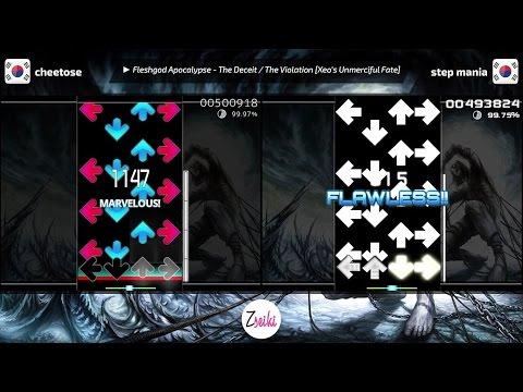 osu!mania] skin for stepmania players pt  2 | VideoMoviles com