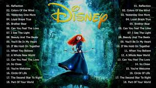 The Ultimate Disney Classic Songs Playlist With Lyrics 2020 - Disney Soundtracks Playlist 2020