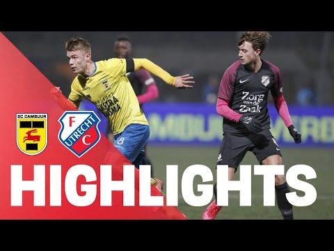 HIGHLIGHTS | SC Cambuur - Jong FC Utrecht
