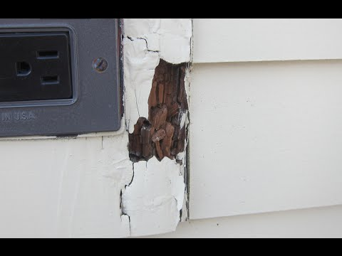 How To Repair Wood Rot