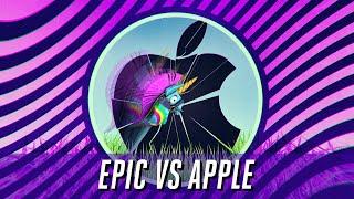 Fortnite vs Apple: App Store Royale