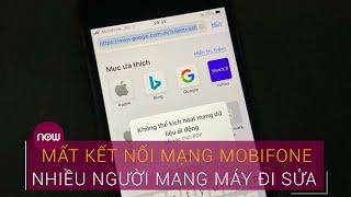 Bị sập mạng, Mobifone thanh minh thế nào? | VTC Now